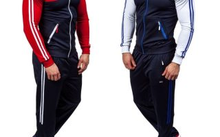 Men's Tracksuit Fashion